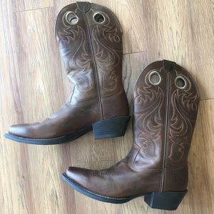 Ariat Western Boots